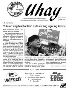 uhay june 2017
